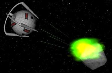 Asteroids Full Screen
