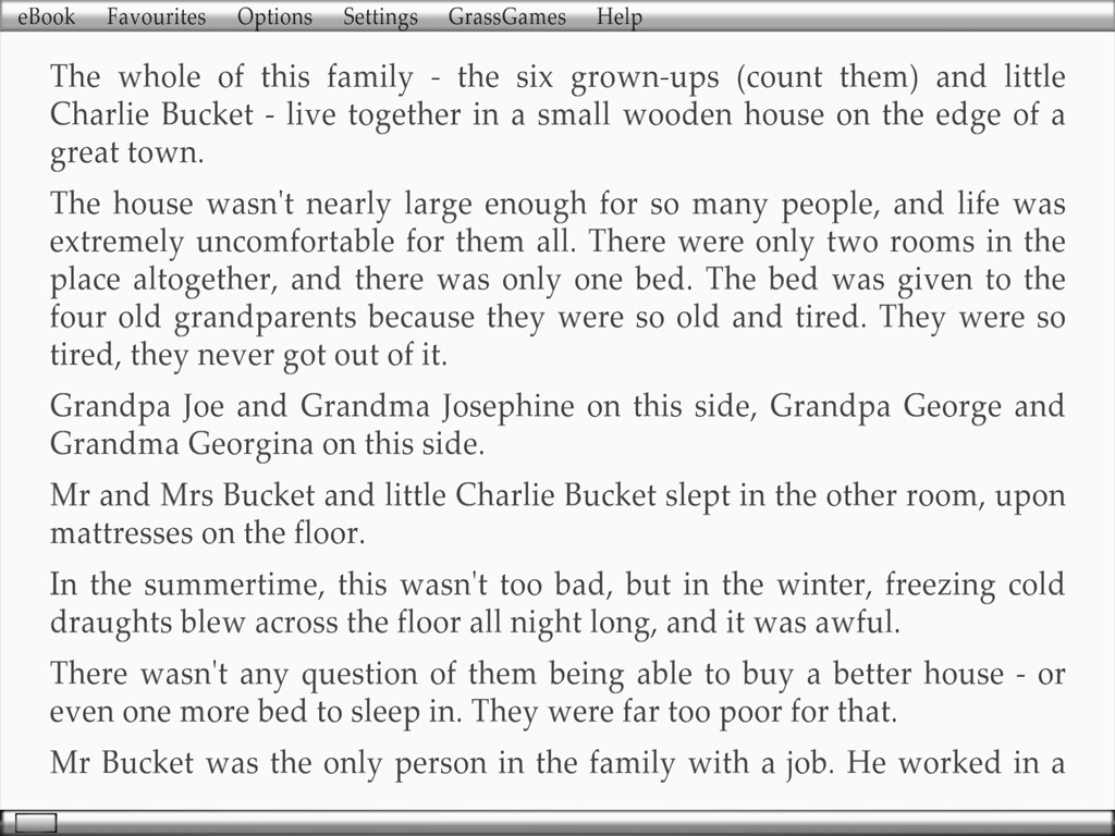 ebook reader official home page at com