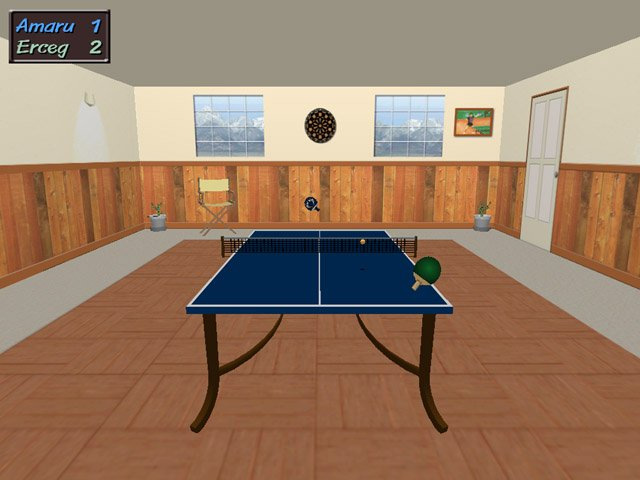 Play Full 3D Table Tennis (Ping Pong)