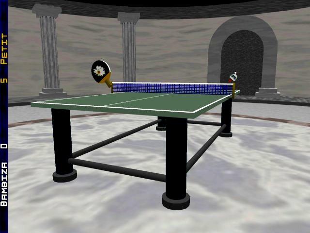 لعبة Table Tennis كاملة تفوتكم