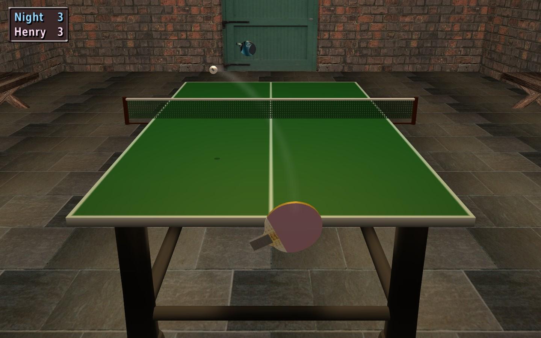 لعبة تنس الطاولة الممتعة Table tennis pro