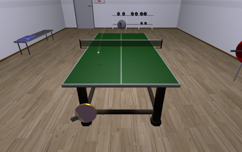 ���� ��� ������� ������� Table tennis pro ���� 5 ����