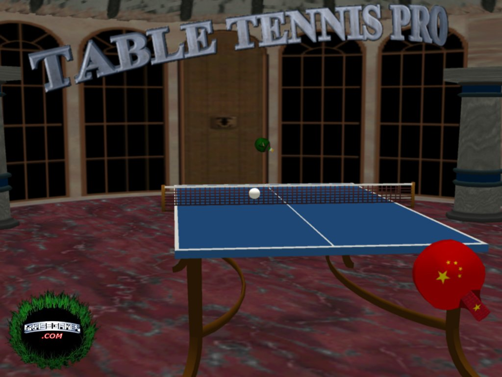Table Tennis Pro PC Free Download